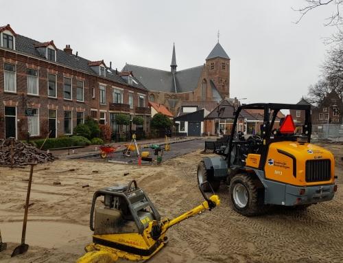 Havenplein Naaldwijk